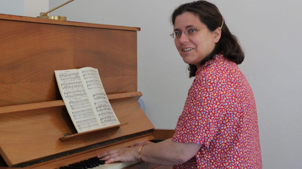 Rita Röhr - Klavierlehrerin